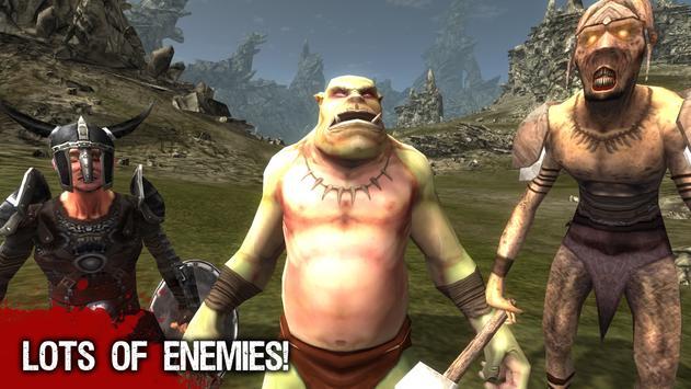 Rage Of Gorgon Sim 3D apk screenshot