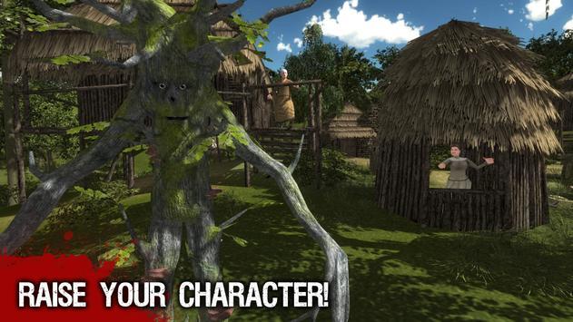Revenge Of Tree 3D Sim apk screenshot