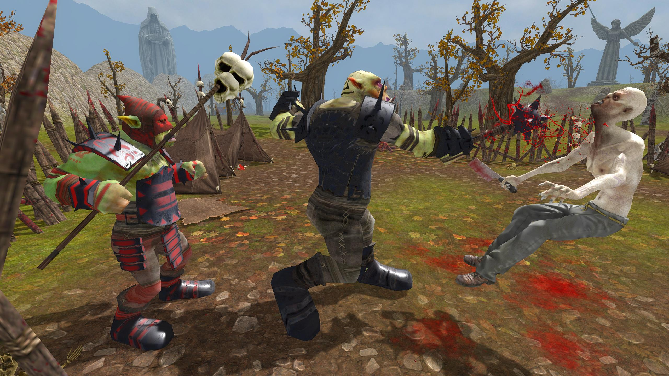 Butcher Zombie Open World RPG for Android - APK Download