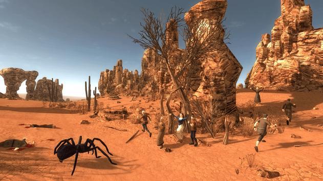 Spider Simulator 3D apk screenshot