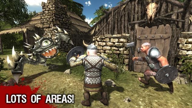 Spiky Head Simulation 3D apk screenshot