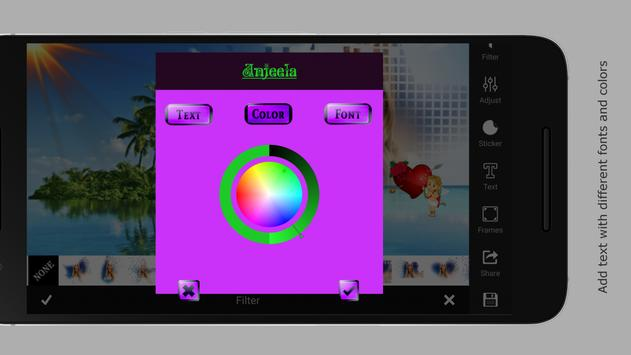 Nature Photo Frames – Pixelated Photo Editor screenshot 3