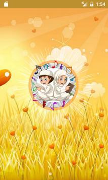 Çocuk ilahileri poster
