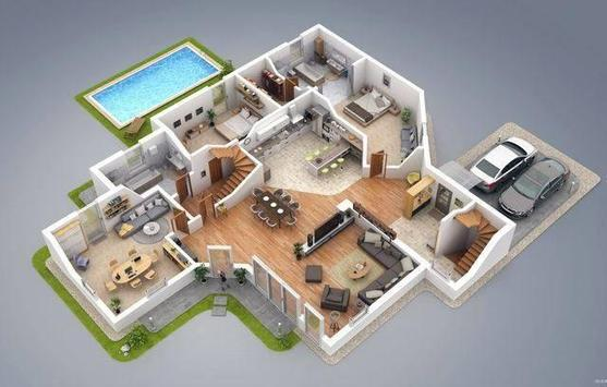 Create Floor Plan 3D screenshot 2