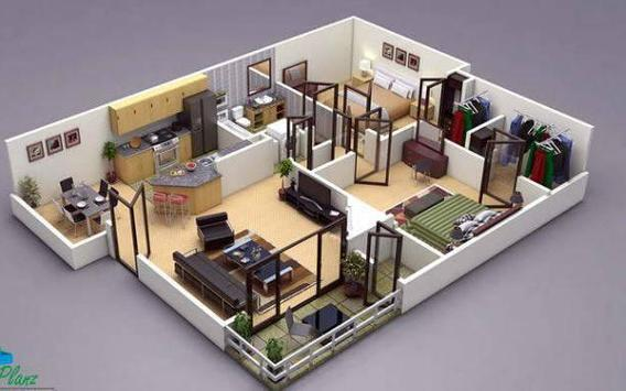 Create Floor Plan 3D apk screenshot