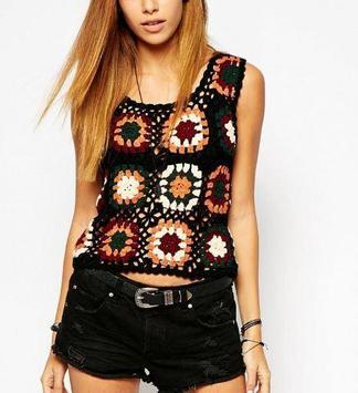 Girl Crochet Fashion 2017 screenshot 2