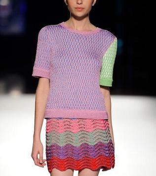 Girl Crochet Fashion 2017 screenshot 3