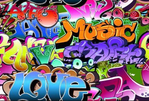 Graffiti Design Pro apk screenshot