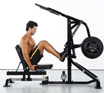 Gym Exercises Plan apk screenshot