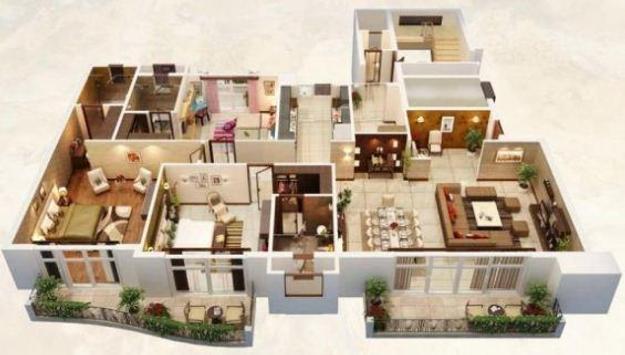 Home Layout 3D screenshot 3