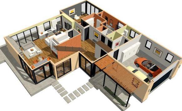 5d home planner design apk screenshot - Home Planner Design