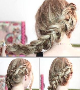 Hairstyle Girl Tutorial screenshot 1
