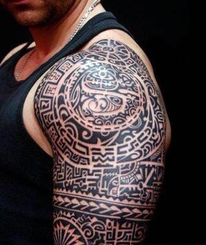 Men`s Tattoos Ideas poster