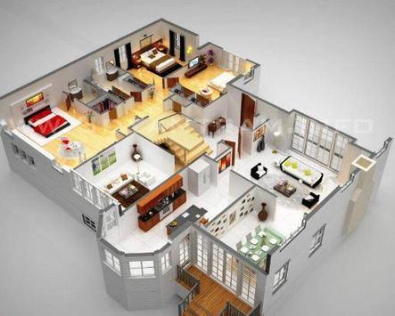 Planner Home Layout apk screenshot