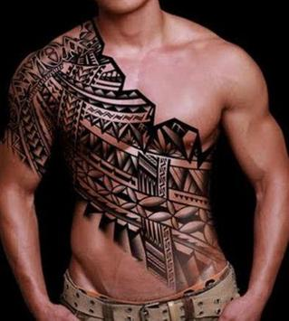 Tattoo Design For Men screenshot 1