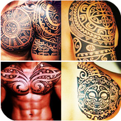 Tribal Tattoo for Men icon