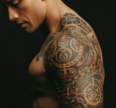 Tribal Tattoo for Men apk screenshot