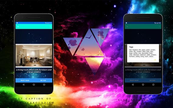 Mobile Vision -Blind Assistant apk screenshot