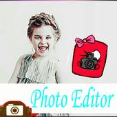 Photo Editor Edit Write Images icon