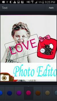 Photo Editor Edit Write Images apk screenshot