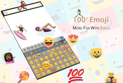 Gold Keyboard screenshot 5