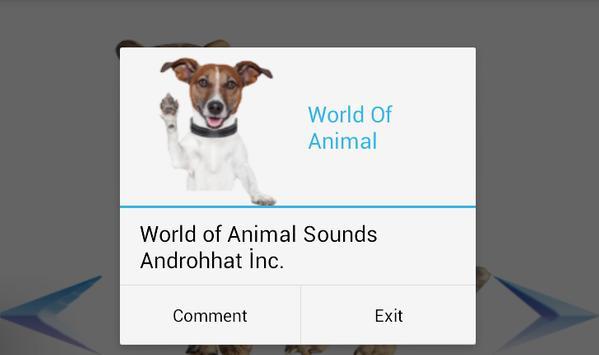 Çocuklar için Hayvan Sesleri apk screenshot