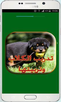 تدريب الكلاب poster