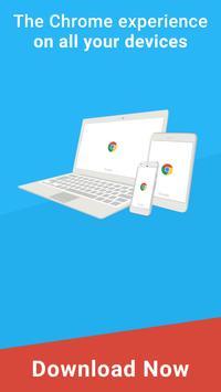 Chrome 瀏覽器 - Google apk 截圖