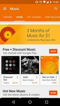 Google Play Store imagem de tela 5