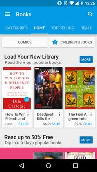 Google Play Store capture d'écran 6