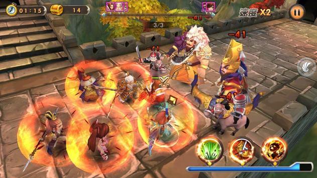 Loạn Tướng Mobile apk screenshot