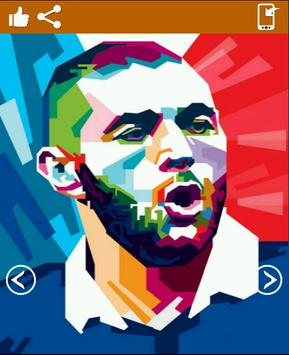 Karim Benzema HD Wallpapers poster