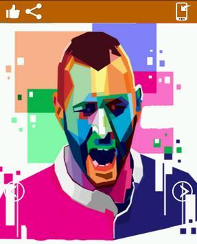 Karim Benzema HD Wallpapers screenshot 1