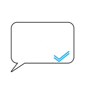 Invisible Text icon