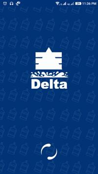 Delta Water poster