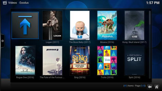 how to add exodus to kodi 17.3 on android phone