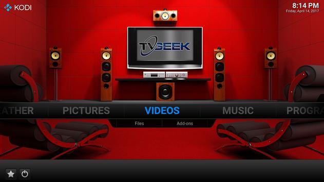 TVGeek Media Center (Kodi) screenshot 14