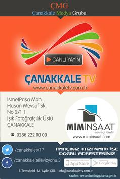 Çanakkale Tv poster