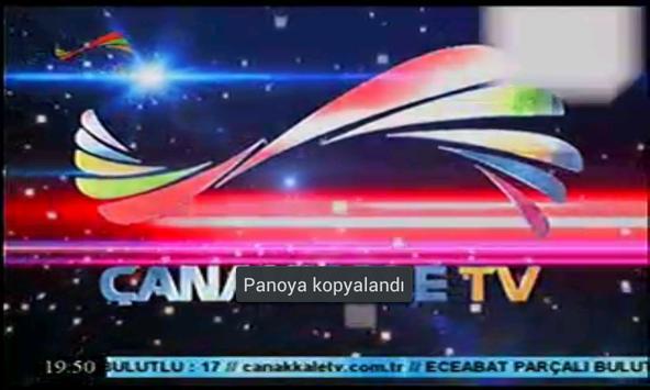 Çanakkale Tv apk screenshot