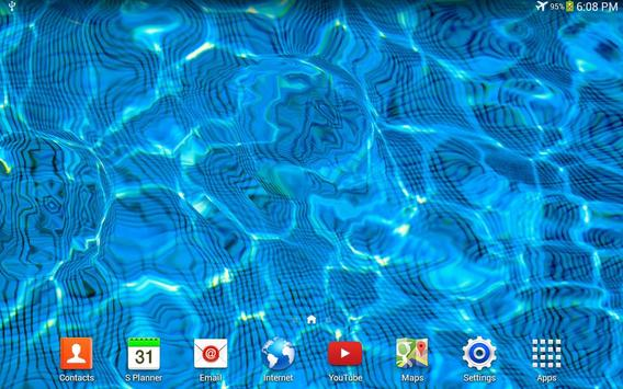 Water Drop Live Wallpaper Apk Screenshot