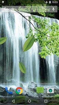 Waterfall Live Wallpaper poster