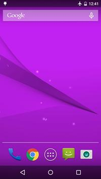 Wave Z5 Live Wallpaper apk screenshot
