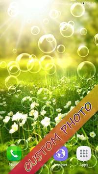 Bubble Live Wallpaper screenshot 1