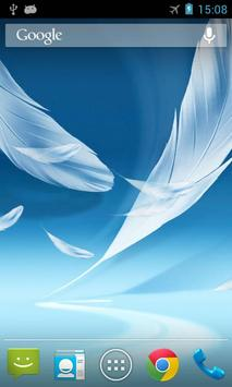 Feather 2 Live Wallpaper poster