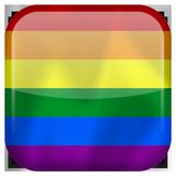 Rainbow Flag LWP
