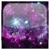 Galaxy Nebula Live WP icon