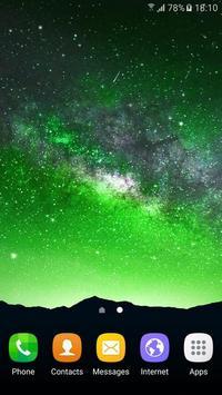 Night Star Live Wallpaper apk screenshot