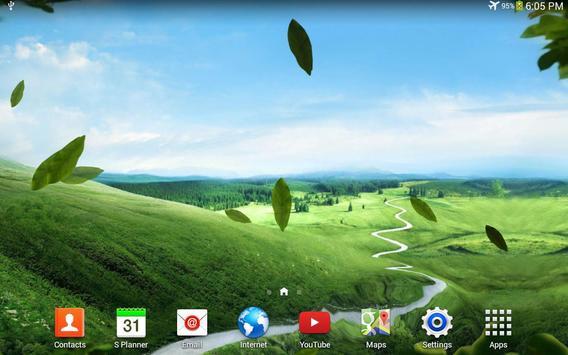 Nature Live Wallpaper apk screenshot