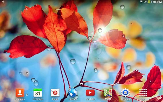 Rains Live Wallpaper apk screenshot