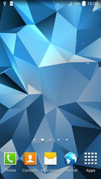 S5 3D Live Wallpaper apk screenshot